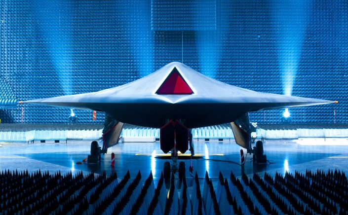 El super drone de bae systems